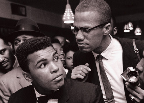 Malcolm and Muhammad